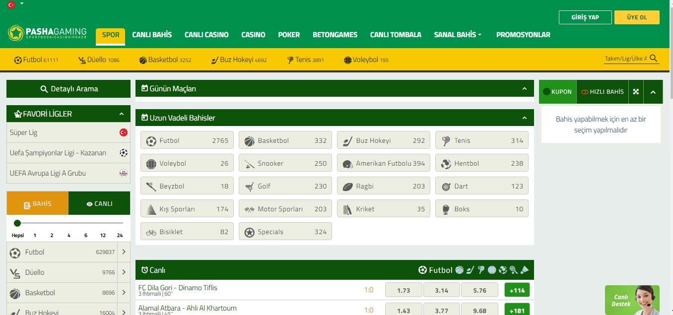 PashaGaming Avustralya Futbolu Bahisleri