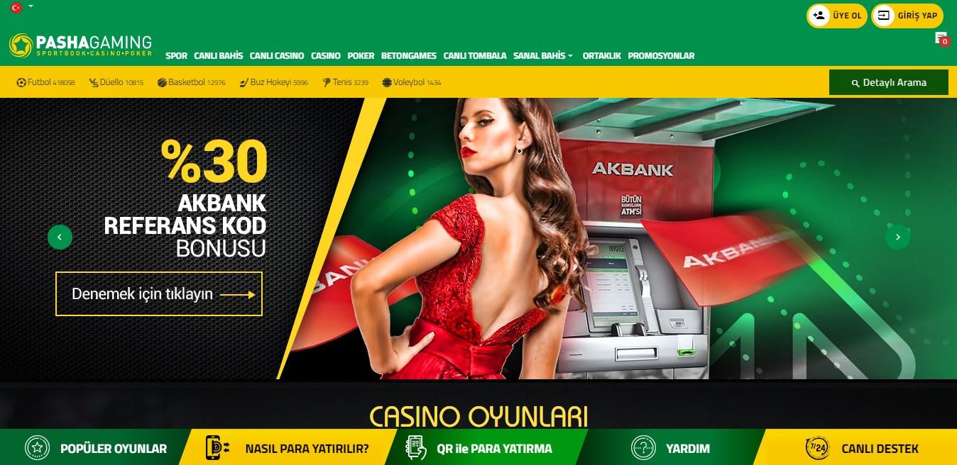 Pashagaming Canlı Casino Servis Sağlayıcıları Nelerdir