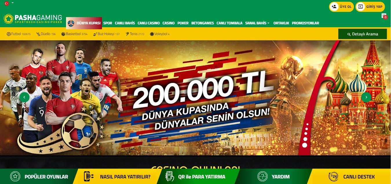 Pashagaming-com Giriş Adresi Pashagaming107