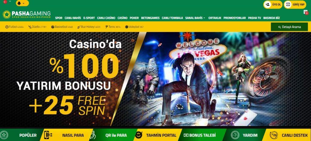 Pashagaming Canlı Casino Oyunları Şikayetleri