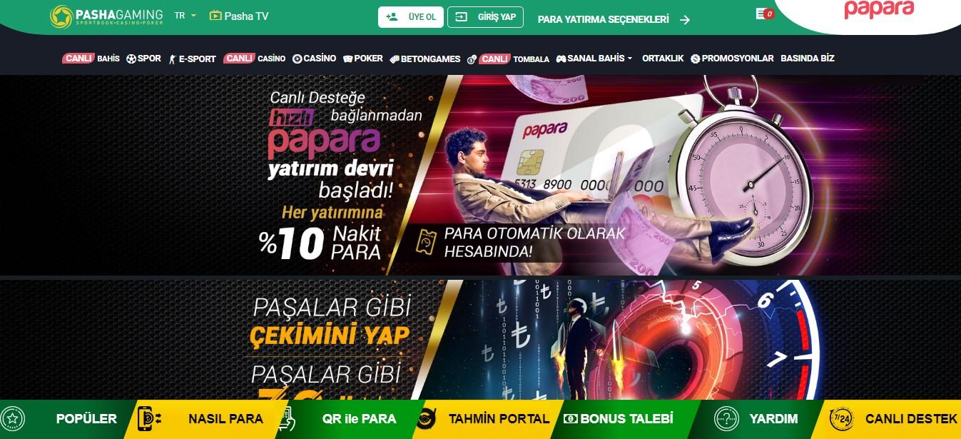 Pashagaming Sitesi Belge Talebi Şikayetleri