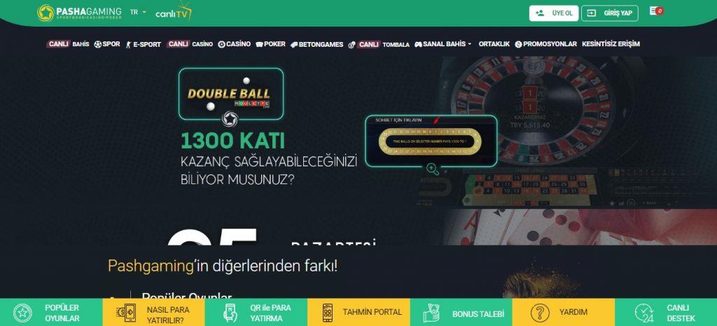 Pashagaming Casino Oyunları