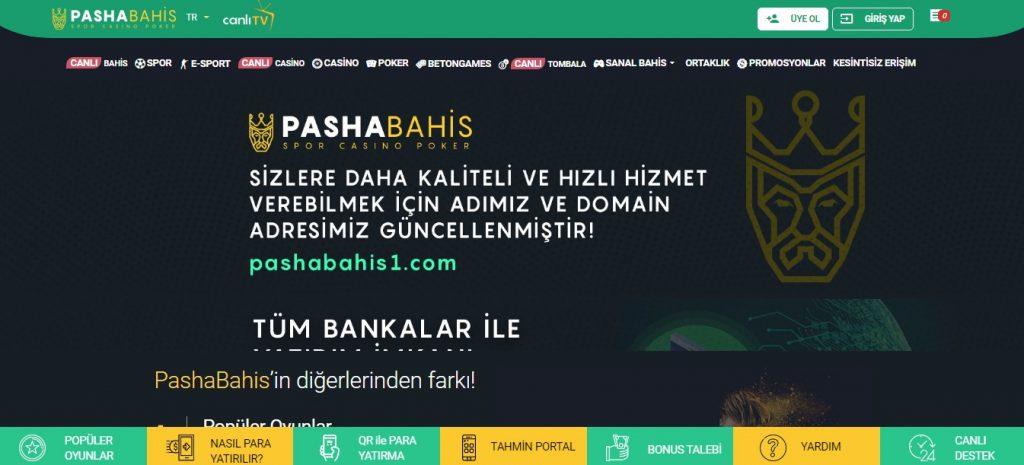Pashabahis Yeni Giriş Adresi Pashabahis2