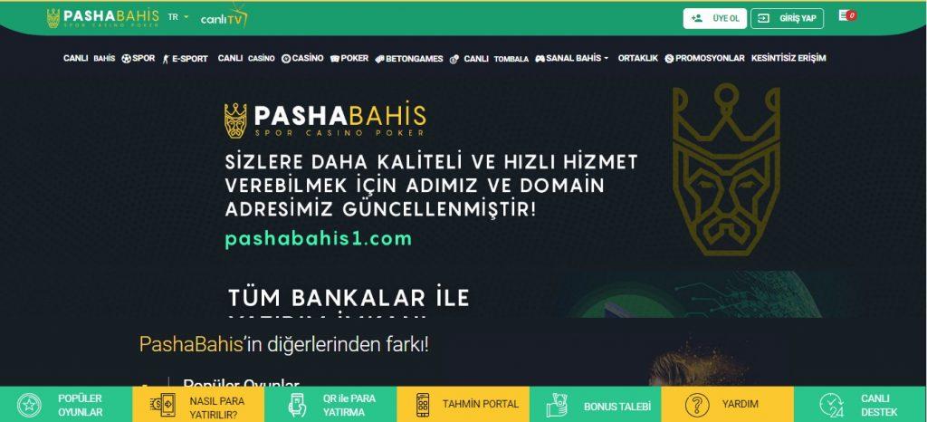 Pashabahis Yeni Giriş Adresi Pashabahis3