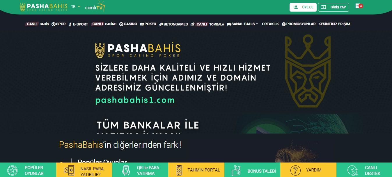 Pashabahis Yeni Giriş Adresi Pashabahis7