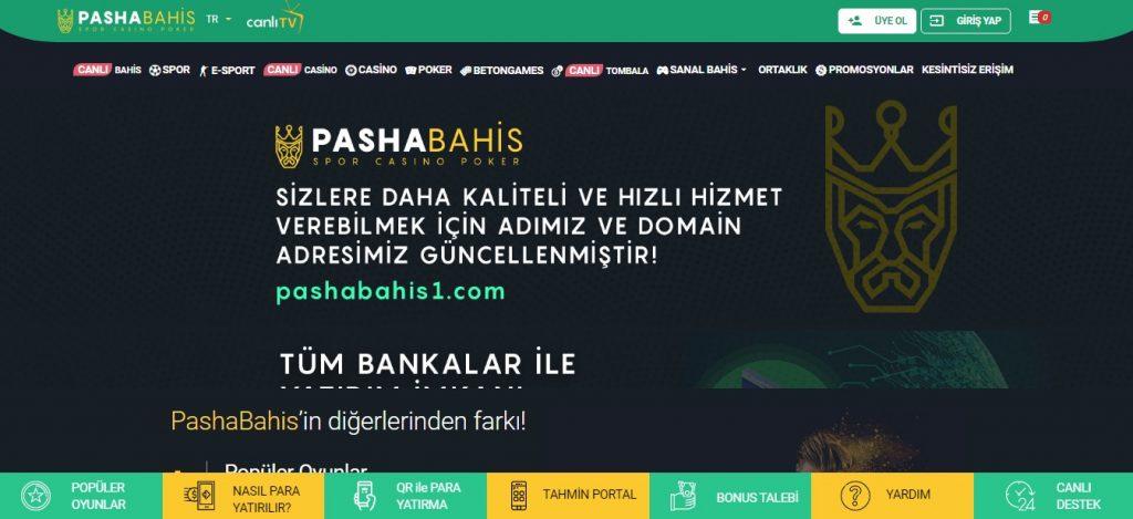 Pashabahis Hakkında