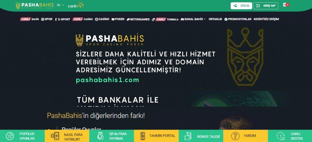 Pashabahis Mobil Giriş