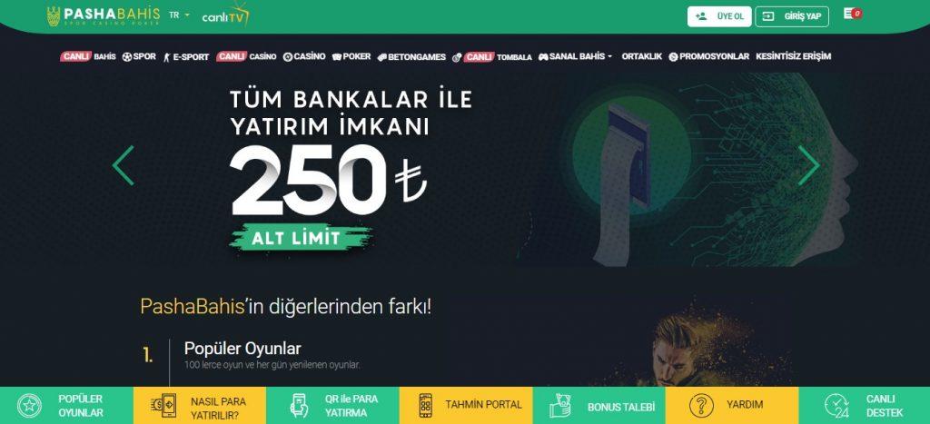 Pashabahis Bahisleri