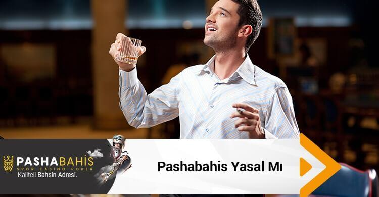 Pashabahis Yasal Mı
