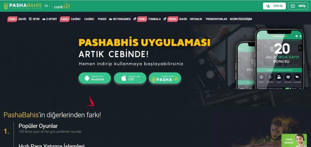 Pashabahis Canlı