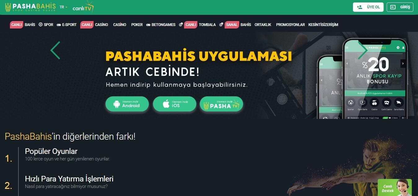 Pashabahis Spor Bahisleri
